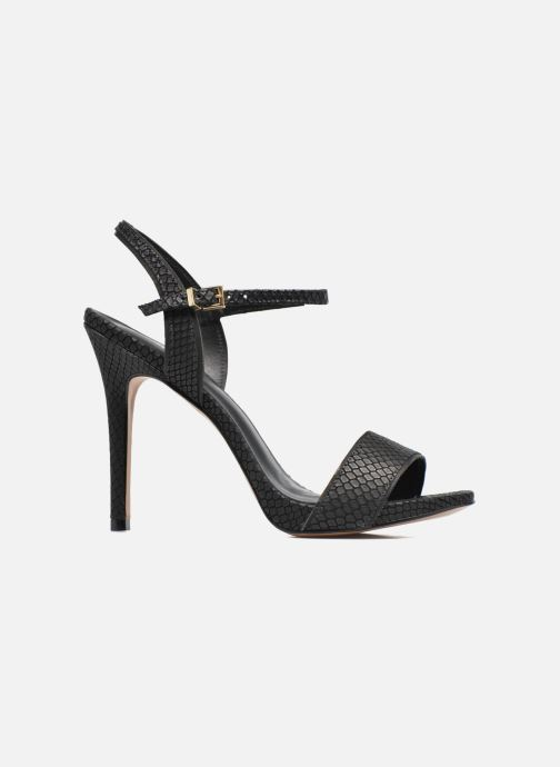 Sandalen COSMOPARIS Jadia/Pyt Zwart achterkant