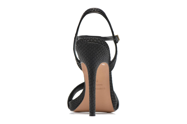 Sandali e scarpe aperte COSMOPARIS Jadia/Pyt Nero immagine destra