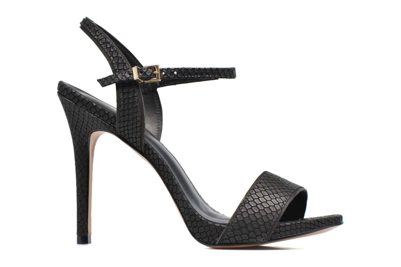 Sandales et nu-pieds COSMOPARIS Jadia/Pyt Noir vue derrière