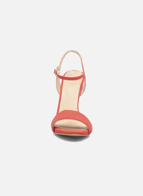 COSMOPARIS Jadia/Nub (Rouge) - Sandales et nu-pieds (294527)