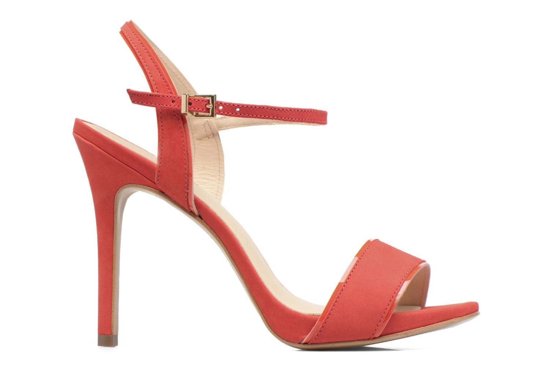 Sandales et nu-pieds COSMOPARIS Jadia/Nub Rouge vue derrière