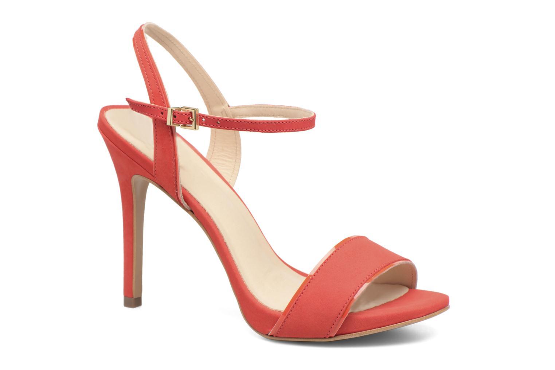 Sandales et nu-pieds COSMOPARIS Jadia/Nub Rouge vue détail/paire