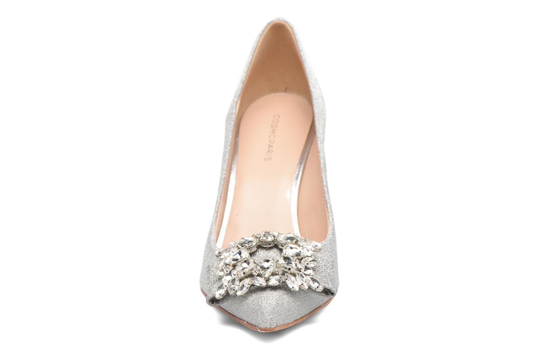 High heels COSMOPARIS Manifika/Diam Silver model view