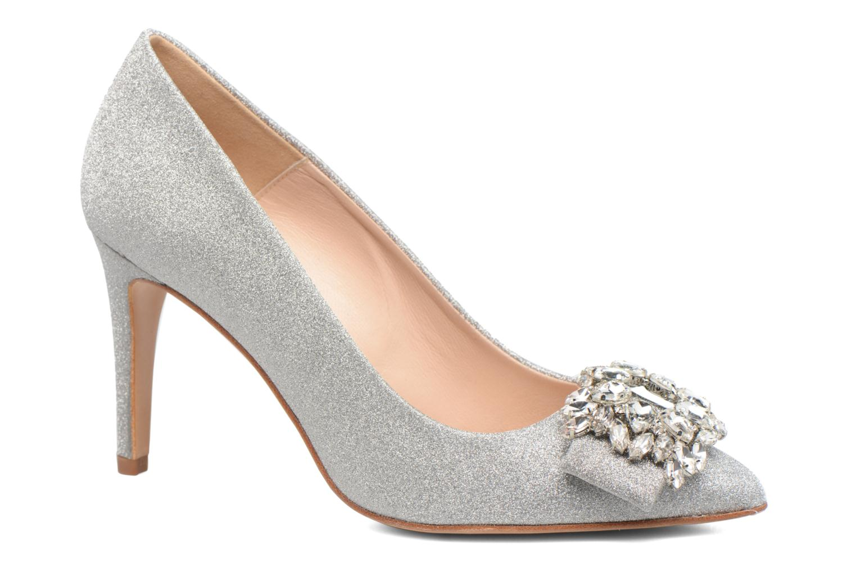 High heels COSMOPARIS Manifika/Diam Silver detailed view/ Pair view
