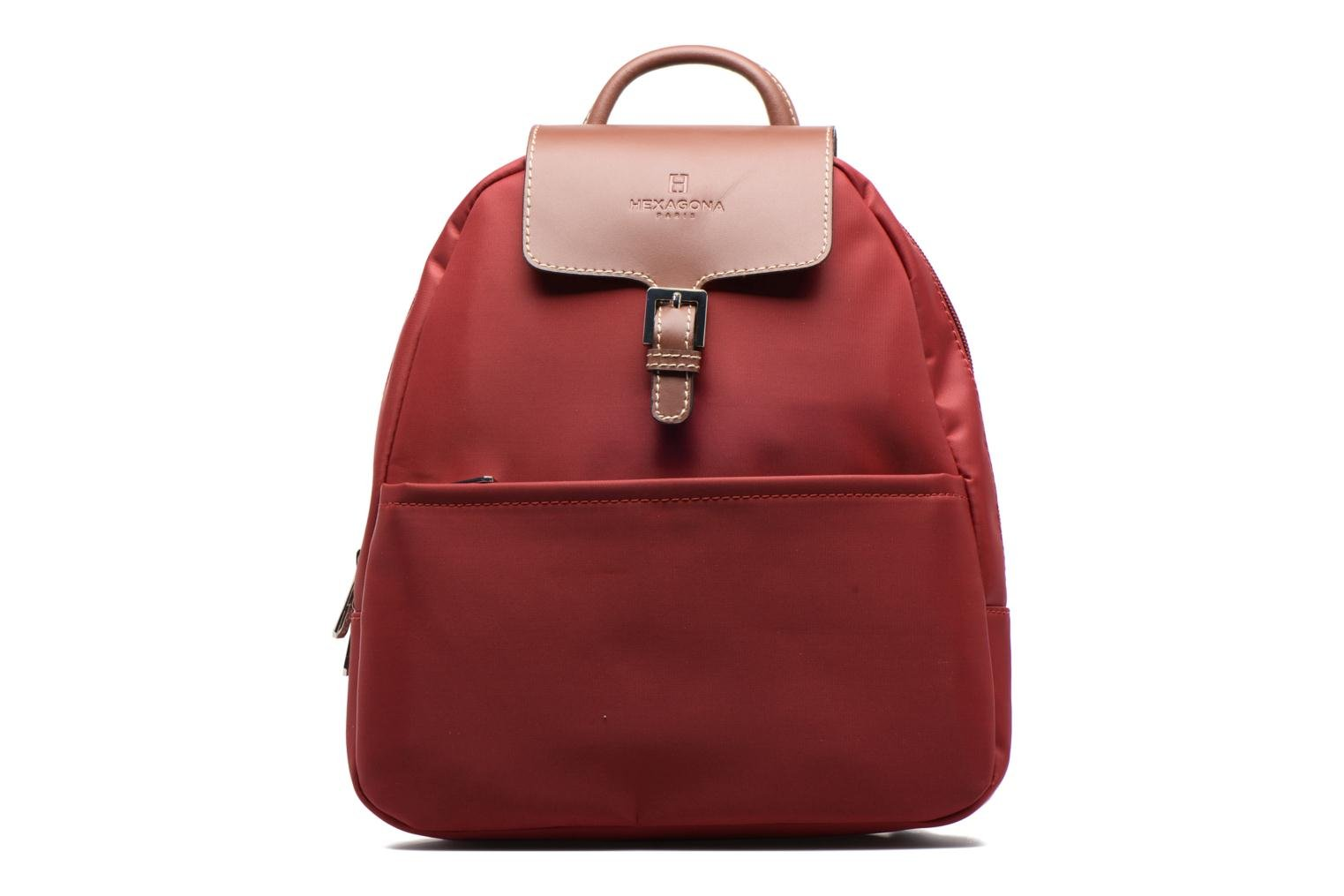 dos Rouge Sac Hexagona nylon à axAnFavwE