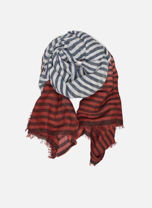 Sjaal Sonia Rykiel Etole Ombree - Rayures Rood detail