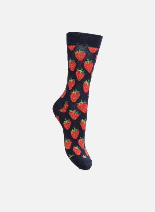 Socken & Strumpfhosen Happy Socks Chaussettes Cherry blau detaillierte ansicht/modell