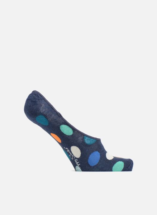 Chaussettes et collants Happy Socks Invisibles Dots Bleu vue détail/paire