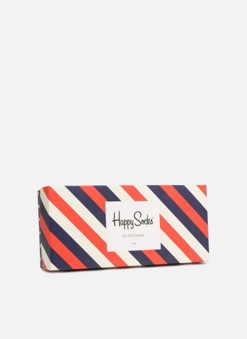 Strumpor och strumpbyxor Happy Socks Chaussettes Classic Gift box Blå bild av skorna på
