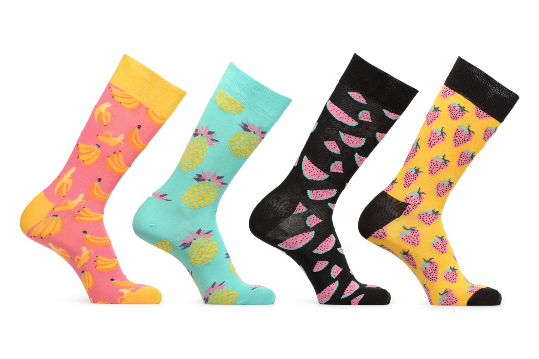 Strømper og tights Happy Socks Chaussettes Classic Gift box Multi detaljeret billede af skoene