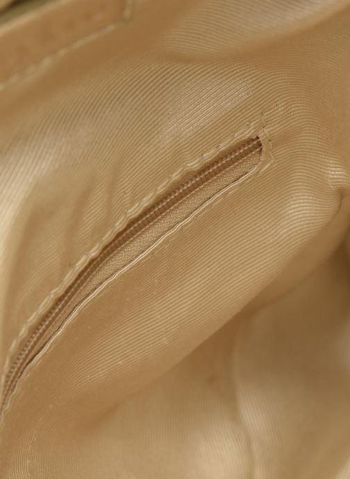 Handbags Mellow Yellow BUTIN Bronze and Gold back view
