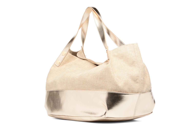 Handbags Mellow Yellow BUNNY Beige model view