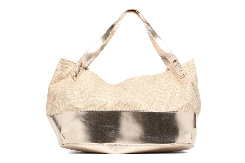 Handbags Mellow Yellow BUNNY Beige front view