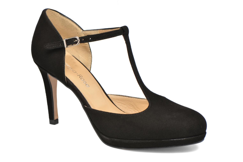 High heels Georgia Rose Sialto salomé Black detailed view/ Pair view