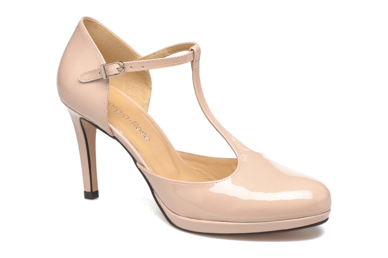 Zapatos de tacón Georgia Rose Sialto salomé Beige vista de detalle / par