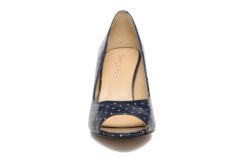 High heels Georgia Rose Sotoe Blue model view