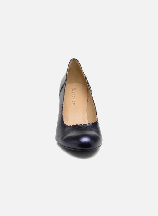 Escarpins Georgia Rose Saston Bleu vue portées chaussures