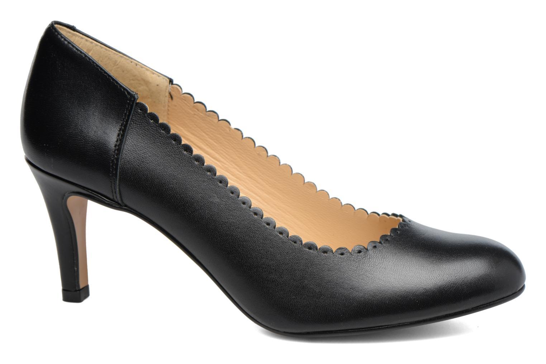 Zapatos de tacón Georgia Rose Saston Negro vista de detalle / par