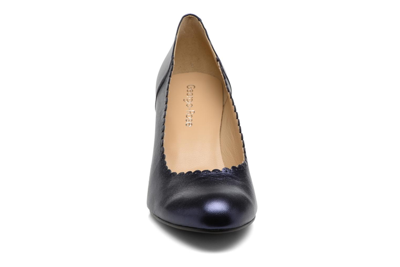 Zapatos de tacón Georgia Rose Saston Azul vista del modelo
