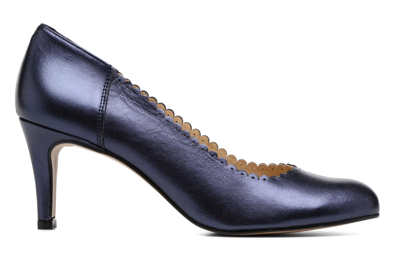 Zapatos de tacón Georgia Rose Saston Azul vistra trasera
