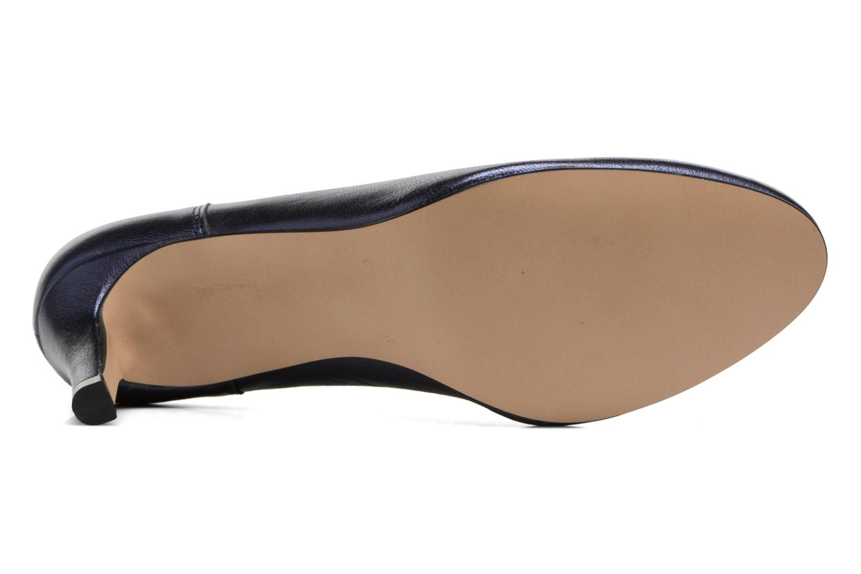 Zapatos de tacón Georgia Rose Saston Azul vista de arriba