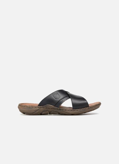 Sandali e scarpe aperte Rieker Frem 22079 Nero immagine posteriore