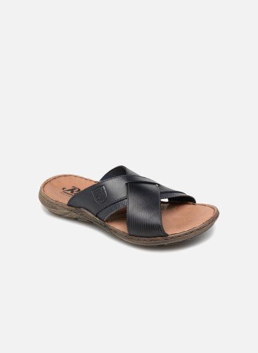 Sandali e scarpe aperte Rieker Frem 22079 Nero vedi dettaglio/paio