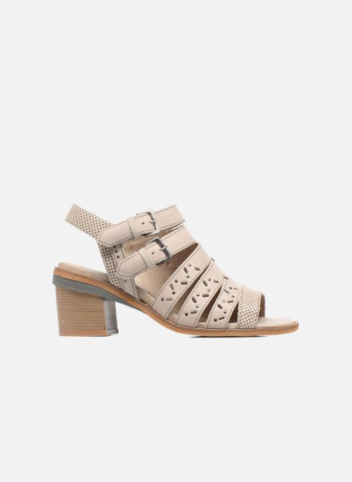 Sandals Dkode Genna Beige back view