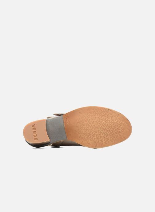 Sandals Dkode Genna Beige view from above