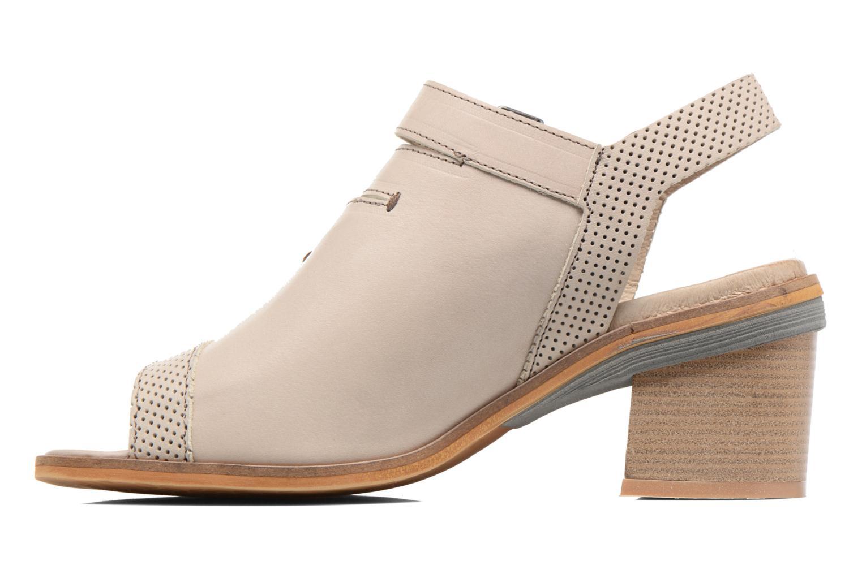 Sandals Dkode Genna Beige front view