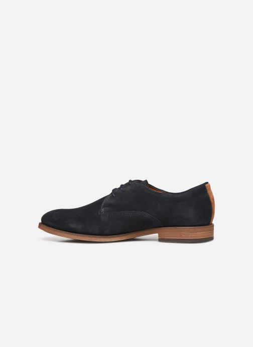 Kost Blaisan (Bleu) - Chaussures à lacets  Bleu (Velours Marine)