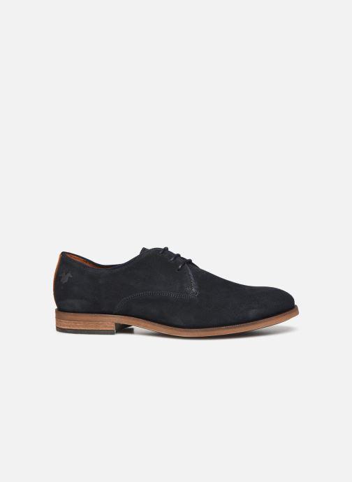 Zapatos con cordones Kost Blaisan Azul vistra trasera