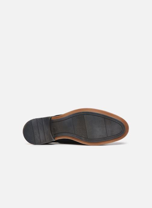 Chaussures à lacets Kost Blaisan Bleu vue haut