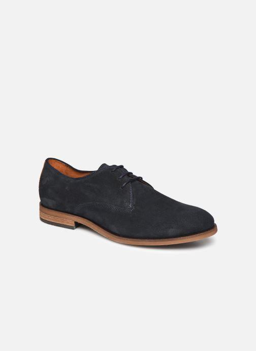 Chaussures à lacets Kost Blaisan Bleu vue détail/paire