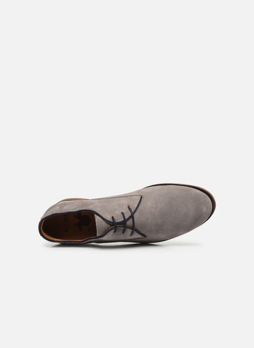 Lace-up shoes Kost Blaisan Grey view from the left