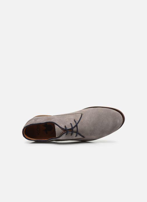 Chaussures à lacets Kost Blaisan Gris vue gauche