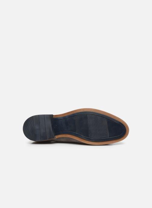 Chaussures à lacets Kost Blaisan Gris vue haut