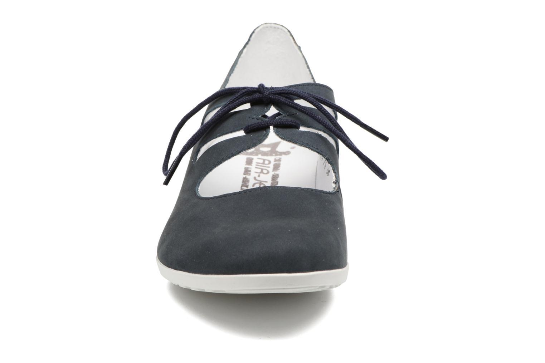 Chaussures à lacets Mephisto Darya Bleu vue portées chaussures
