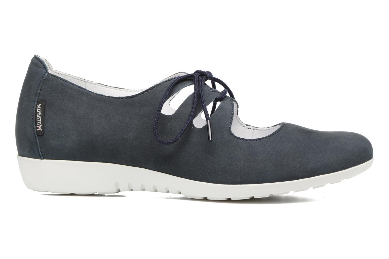Chaussures à lacets Mephisto Darya Bleu vue derrière