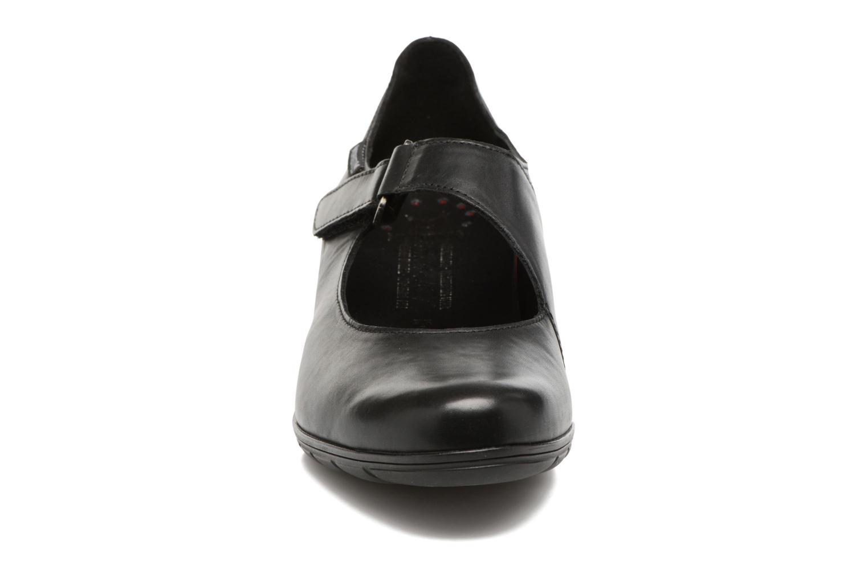Høje hæle Mephisto Ielena Sort se skoene på