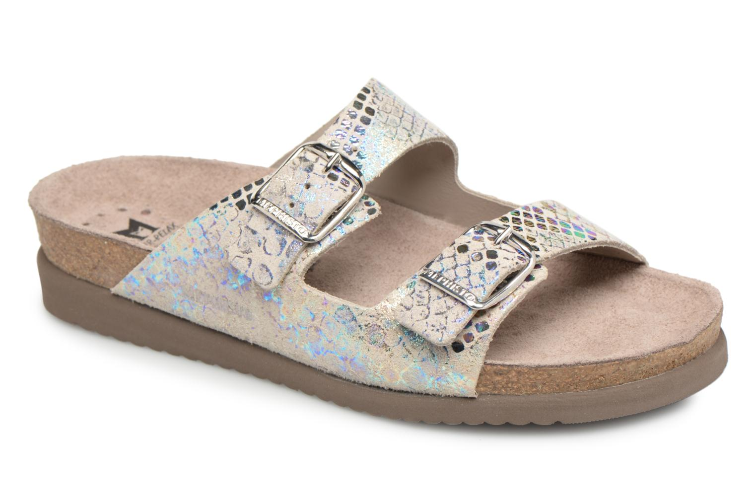 Wedges Mephisto Harmony Multicolor detail