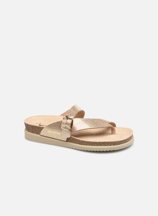 Sandales et nu-pieds Mephisto Helen Beige vue détail/paire