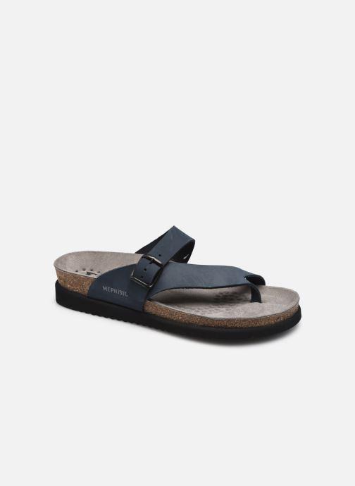 Sandales et nu-pieds Mephisto Helen Noir vue détail/paire