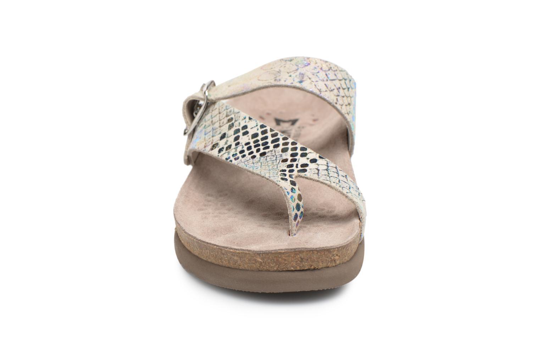 Sandales et nu-pieds Mephisto Helen Multicolore vue portées chaussures