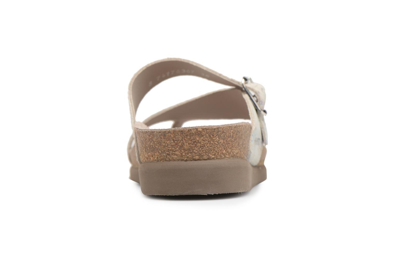 Sandales et nu-pieds Mephisto Helen Multicolore vue droite