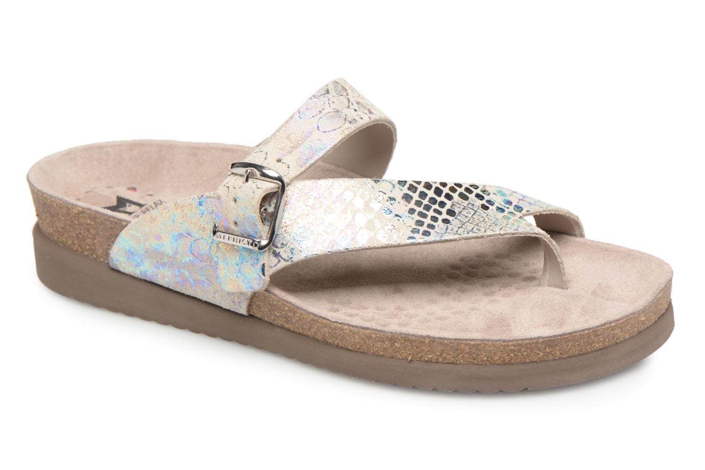 Sandales et nu-pieds Mephisto Helen Multicolore vue détail/paire