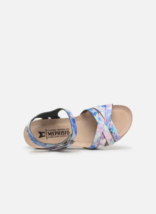 4d55b63c119 Mephisto Lanny C (Multicolore) - Sandales et nu-pieds chez Sarenza ...