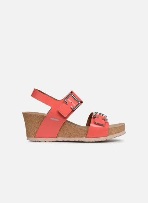 Sandaler Mephisto Lissandra Rosa bild från baksidan