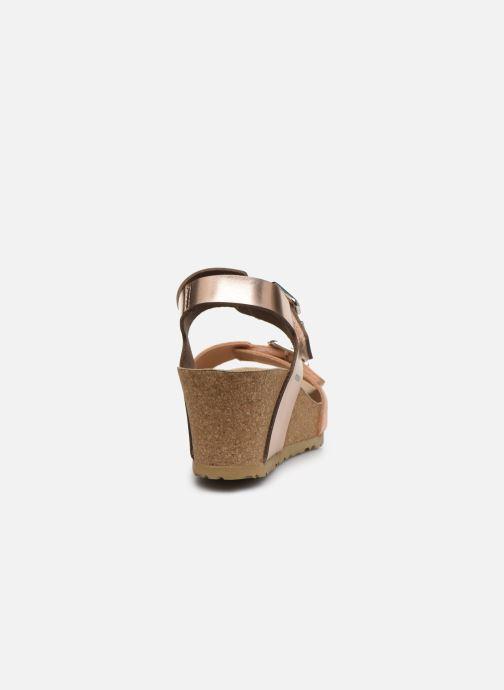Sandales et nu-pieds Mephisto Lissandra Rose vue droite