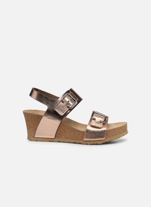 Sandales et nu-pieds Mephisto Lissandra Rose vue derrière